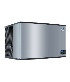 Manitowoc IY-1494N Remote Air Cooled 1480 Lb Half Dice Cube Ice Machine by Manitowoc Ice
