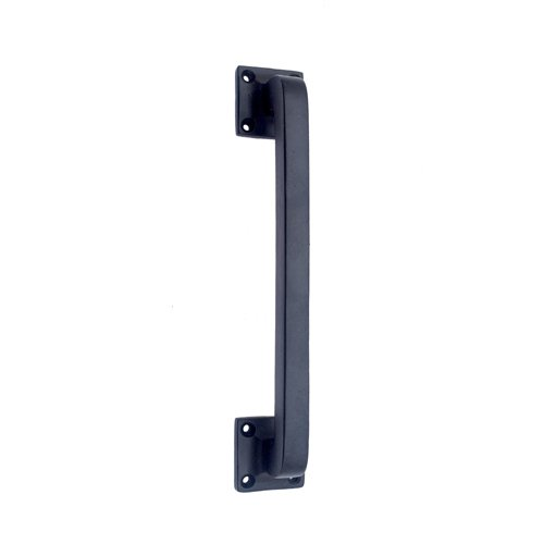 Door Pull Antique - Adonai Hardware Baara Black Antique Iron Door Pull