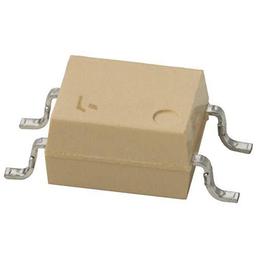 TLP191B(TPR,U,C,F) Toshiba Semiconductor and Storage Isolators Pack of 10 (TLP191B(TPR,U,C,F))