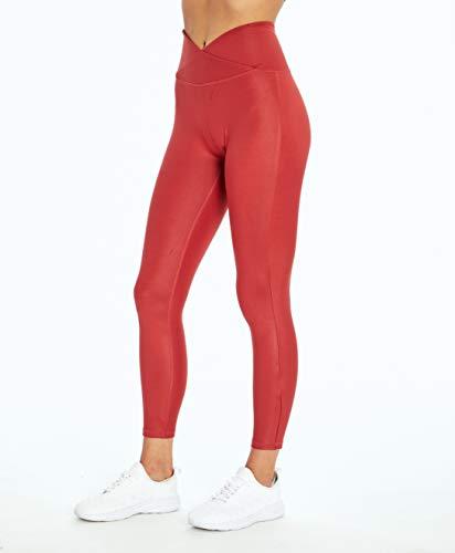 Jessica Simpson Sportswear Everest High Rise Legging, Bosa Nova, Large