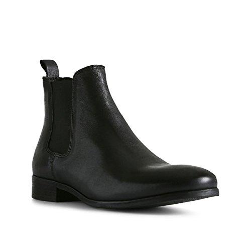 Uomo Black L 110 Shoe Nero Arnie rack Stivali Chelsea wB6Fpxq