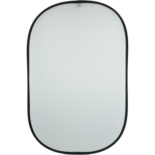Impact 5 in 1 Collapsible Oval Reflector 42x72'' (1x1.8 m) by Impact