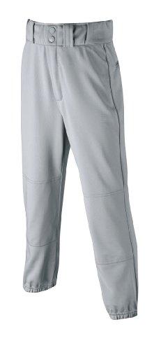 Wilson YouthPro T3 Premium Youth Pant, Grey, Medium