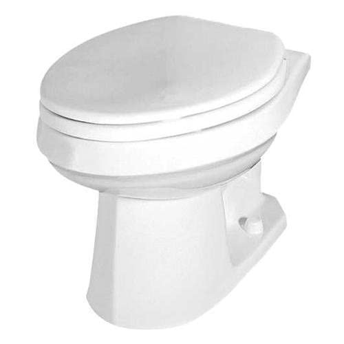 GERBER MAXWELL 21-762 ELONGATE TOILET BOWL ONLY - WHITE durable modeling