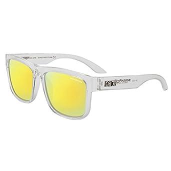 THE INDIAN FACE Unisex-Erwachsene Sonnenbrille 24-003-31, Transparent (Transparente), 53