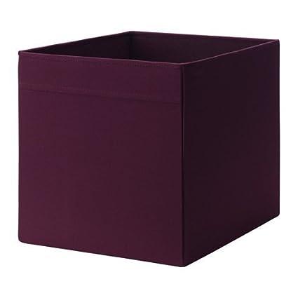 2 x IKEA DRONA caja de almacenaje 33 x 38 x 33 cm Home/Office