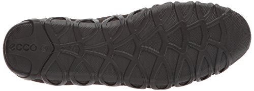 Womens Dark Ecco Dayla Footwear Shadow Tie Flat 588zxqwpX