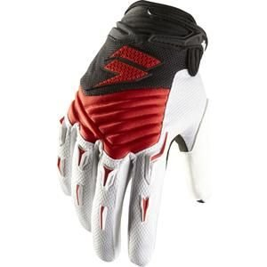 - Shift Racing Strike Gloves - 2X-Large/Red/White