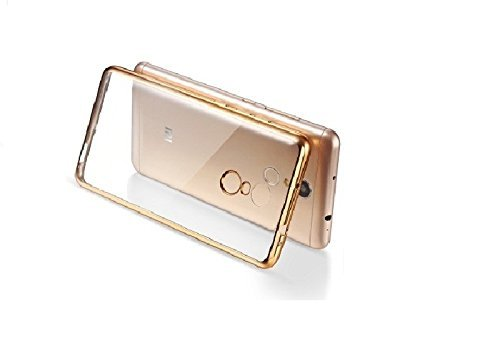 Karimobz Transparent Back Cover for Xiaomi Redmi Note 4