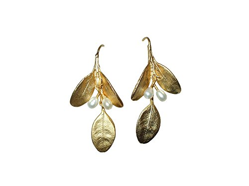 Michael Michaud for Silver Seasons Retired Boxwood Wire Earrings 4897 G