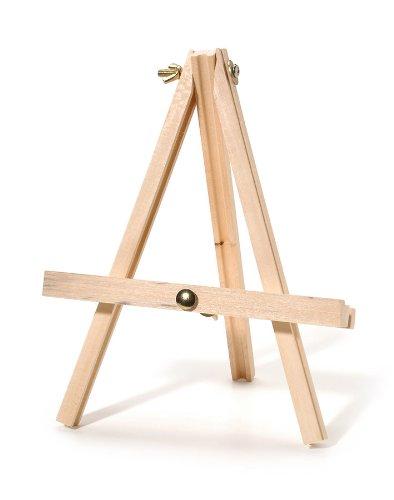 Darice 97694 10 Inch Wood Easel
