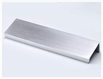 Kfz Versteckte Griffe Und Aluminium Bushed Finish, Cavinet Für Die Küche  Schrank Tür Schublade