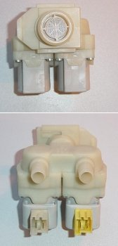 Magnético Válvula para lavadora Siemens, Bosch WFF WM WFK ...