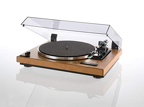- Thorens - TD240-2 - Automatic Turntable - Bright Wood - w/AT95E