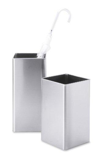 ZACK 50477 ANGOLO waste paper basket by Zack