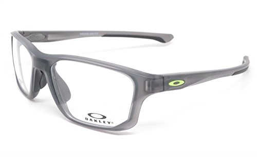 9a8f336f1b5 Jual Oakley CROSSLINK FIT OX8136M - 813602 EYEGLASSES SATIN GREY ...