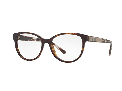 Burberry Women's BE2229 Eyeglasses Dark Havana 52mm by BURBERRY
