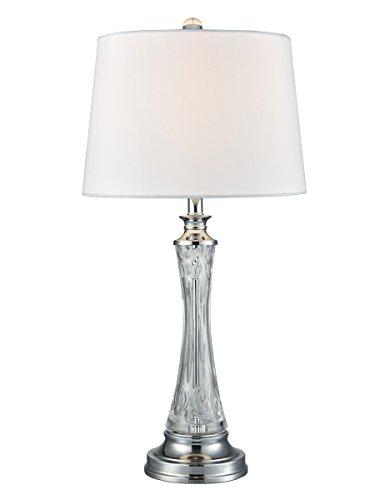Lead Crystal Lamp - 4
