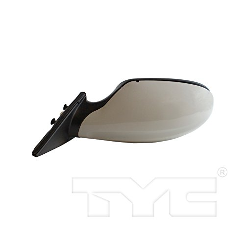 TYC 5700332 Nissan Altima Driver Side Power Non-Heated Replacement Mirror (Side 2005 Driver Mirror Altima)
