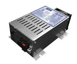Iota DLS-45/IQ4 12 Volt 45 AMP 4 Stage Automatic Smart Battery Charger/Power Supply