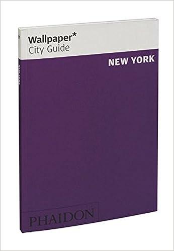 Wallpaper* City Guide New York 2015 Paperback – 5 Oct 2015