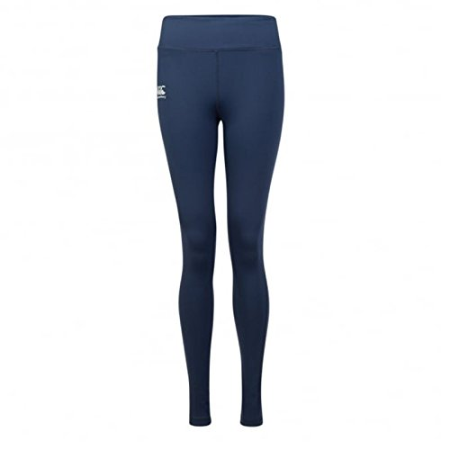 Canterbury Vapodri Women's Full Length Training Tight - Medium - Navy (Canterbury Womens Rugby)
