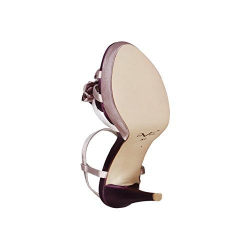 V 1969 - VINCIENE_CIPRIA Sandalias De Vestir Para Mujer Tacón 12.5 cm, Plataforma 2.5 cm