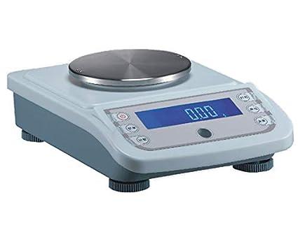 97e582cb7c86 Amazon.com: CGOLDENWALL Lab Analytical Balance Digital Precision ...