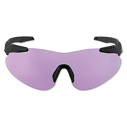 Beretta Shooting Glasses With Policarbonate Injected Lens; Purple