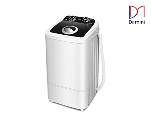 Do mini Portable Compact Washing Machine and Spin Dryer 7 Lbs Capacity Laundry Washer