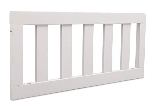 Delta Children Toddler Guardrail #0094, Bianca White