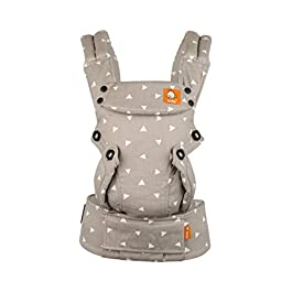 Tula Explore Sleepy Dust – Ergonomic and Adjustable Baby Carrier with Front Out Position, Designed to Grow with Your…