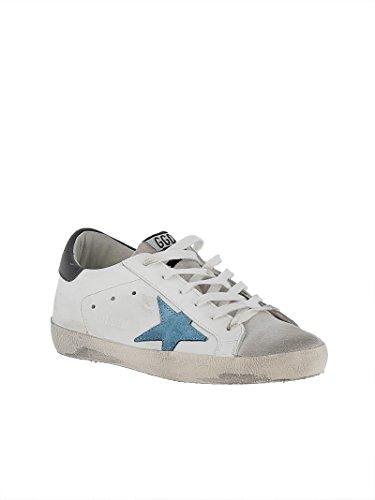Golden Goose Sneakers Donna G32WS590E79 Pelle Bianco