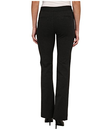 NYDJ Women's Michelle Ponte Trouser Charcoal Pants 8 X 33 by NYDJ (Image #3)