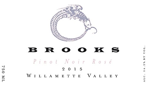 2015 Brooks Pinot Noir Rose