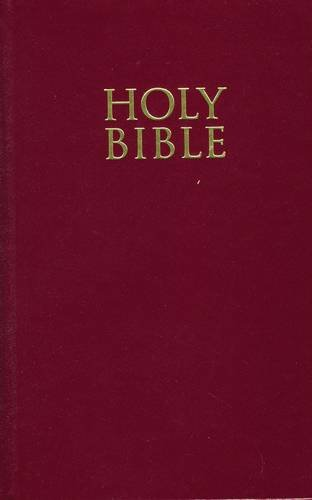 The Holy Bible: New King James Version (Burgundy)