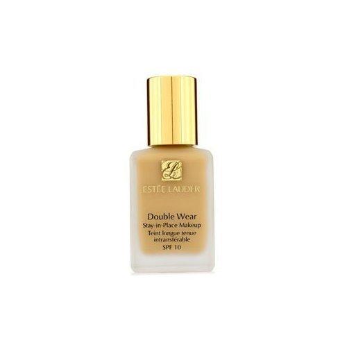 Estee Lauder Double Wear Stay In Place Makeup SPF 10 - No. 84 Rattan (2W2) 30ml/1oz by Estee Lauder (Wear Rattan Double Estee Foundation Lauder 2w2)