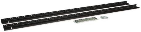 Kendall Howard LINIER 3160 Server Cabinet Vertical Rail Kit (27U Cage Nut)