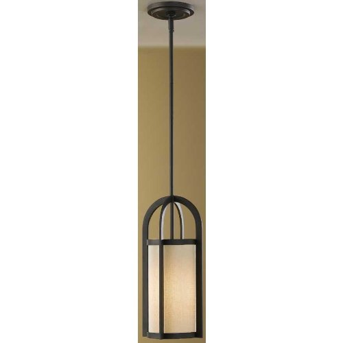 picture of Murray Feiss P1199 Stelle 1 Light Pendant, Oil Rubbed Bronze