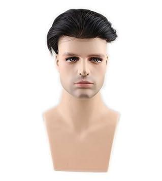 Eseewigs Quiff cheveux hommes postiche postiche