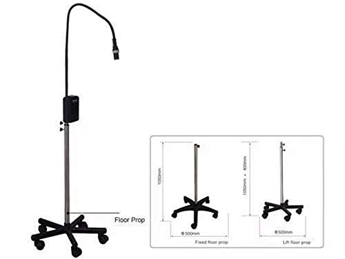 BoNew Dental 5W Focusable LED Surgical Medical Exam Examination Light Lamp KD-202B-2 Stand Floor Type by SoHome (Image #5)