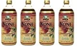 Naturessunshine Nature's Noni Supports Joint Health Two Bottle 32 fl. oz each (Pack of 4)