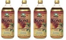 Naturessunshine Nature's Noni Supports Joint Health Two Bottle 32 fl. oz each (Pack of 4) by Nature's Sunshine