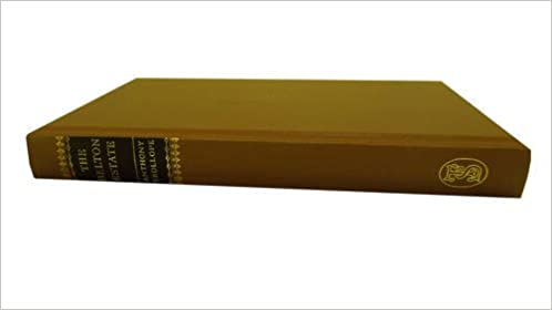 Book The Belton Estate (Complete Novels of Anthony Trollope)