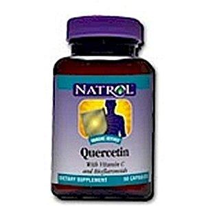Natrol Quercetin 500Mg 50 Cap