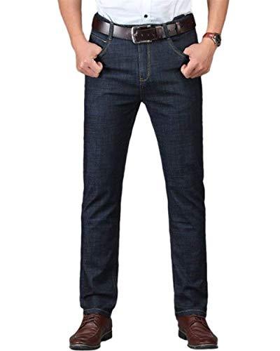 Jeans Classiche Nne Stil1 Regular Dritti Uomo Dritto Ricamo Ufige Ragazzi Da Pantaloni Fit Lavoro rn8OrUwq0