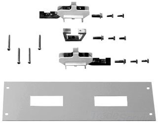 Hammer Hammer Cutler 3 Phase - Eaton KPRL3AFD3 Twin Mount Panelboard Connector Kit For Use With Single/Three Phase EHD/FD/FDB/HFD/FDC Breakers