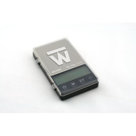 METHOD Digital Mini Scale 500g x 0.1g Black