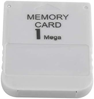 Garciasia Tarjeta de Memoria de PS1 Tarjeta de 1 Mega de ...
