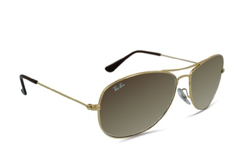 RAY-BAN RAYBAN RB 3362 Cockpit Arista Gold 001/51 Sunglasses by Ray-Ban